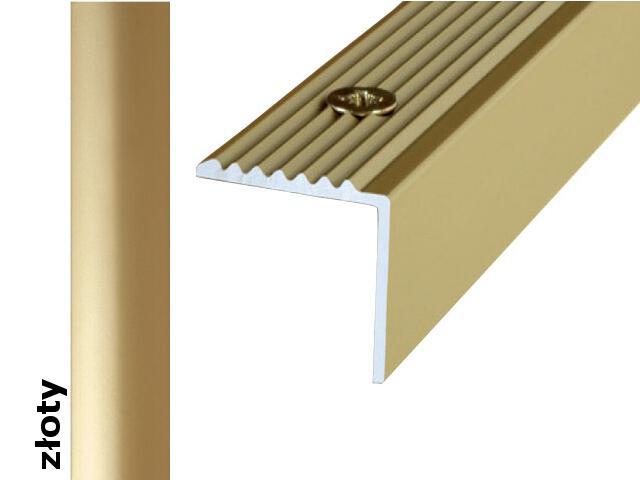 Listwa schodowa Effect Standard A30 złoto 360cm Effector