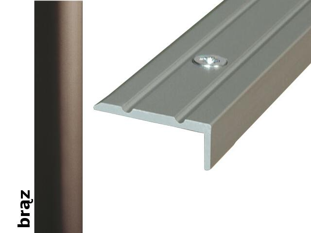 Listwa schodowa Effect Standard A31 brąz 120cm Effector