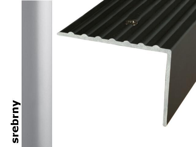 Listwa schodowa Effect Standard A32 srebro 180cm Effector