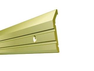 Listwa zakończeniowa 29mm ALU złoto 03 dł. 0,9m 1-12104-03-090 Borck