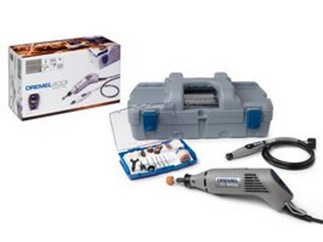 Multiszlifierka sieciowa seria 400 Digital 140W F0130400JM Dremel