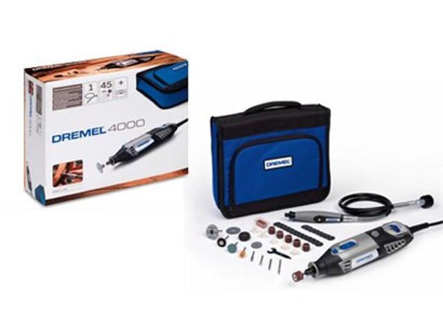 Multiszlifierka sieciowa seria 4000 175W F0134000JC Dremel