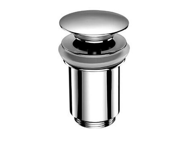 Zawór spłukujący trzpieniowy do syfonu Edition model Push Open Schell