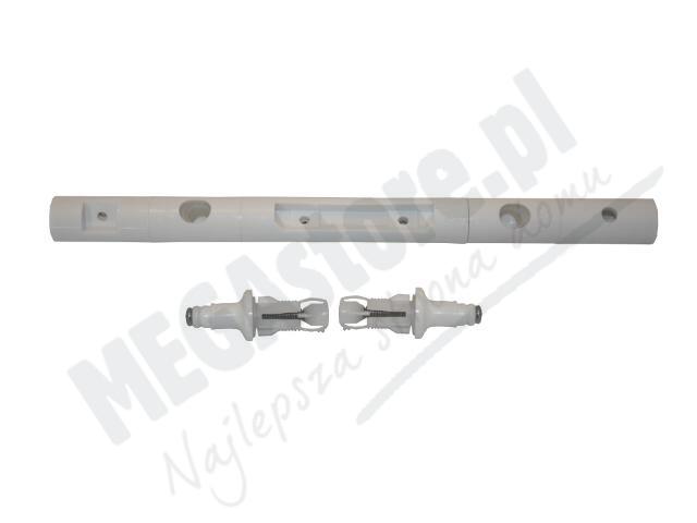 Zawiasy i uchwyty montażowe deski DAMA A820053212 Roca