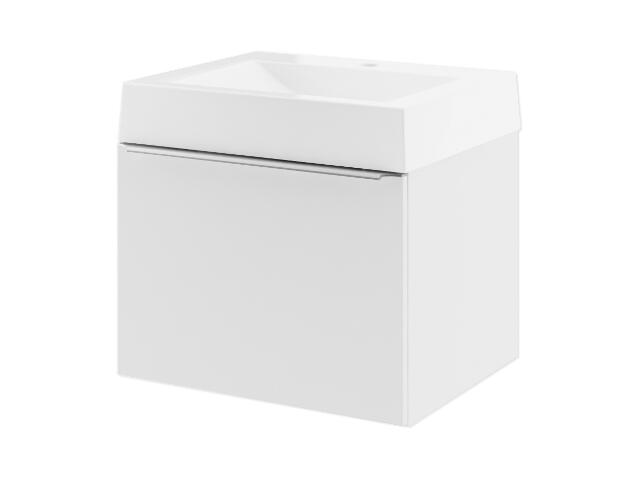 Szafka podumywalkowa SAN REMO 60 biały 0401-400101 Aquaform