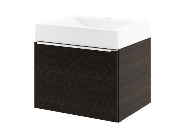 Szafka podumywalkowa SAN REMO 60 legno ciemne 0401-401601 Aquaform
