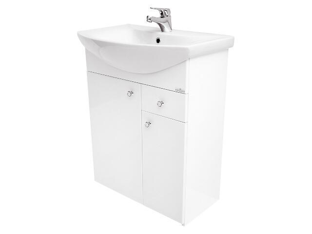 Szafka podumywalkowa CLASSIC I pod umywalkę meblową OMEGA 65 S510-001