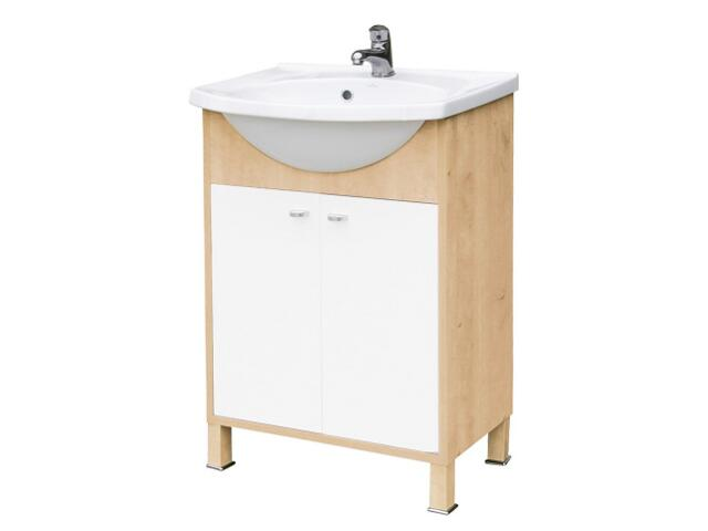 Szafka podumywalkowa CATANIA pod umywalkę meblową AGA 60 S502-007
