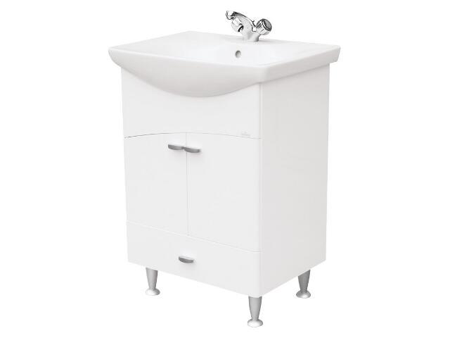 Szafka podumywalkowa MADEA pod umywalkę meblową CREMONA 60 S505-007