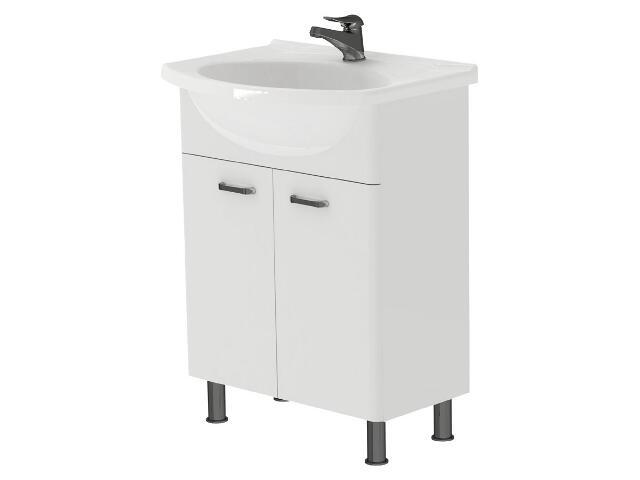 Szafka podumywalkowa ALPINA pod umywalkę AGA 60 S516-001-DSM