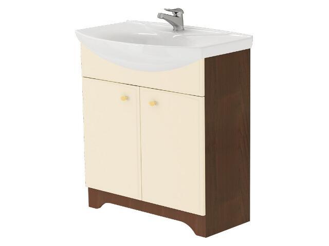Szafka podumywalkowa COMO pod umywalkę SICILIA 75 S503-024