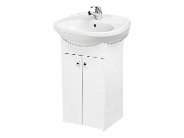 Szafka podumywalkowa BIANCO DSM pod umywalkę meblową EKO NEW 45 S509-018-DSM