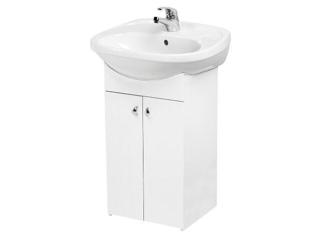 Szafka podumywalkowa BIANCO DSM pod umywalkę meblową EKO NEW 50 S509-019-DSM