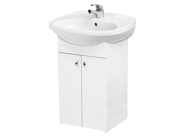 Szafka podumywalkowa BIANCO DSM pod umywalkę meblową EKO NEW 55 S509-020-DSM