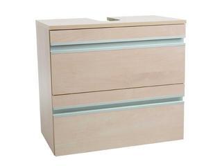 Szafka podumywalkowa VIVA z szufladą i drzwiczkami 73x55x35cm klon A856259604 Roca Zoom