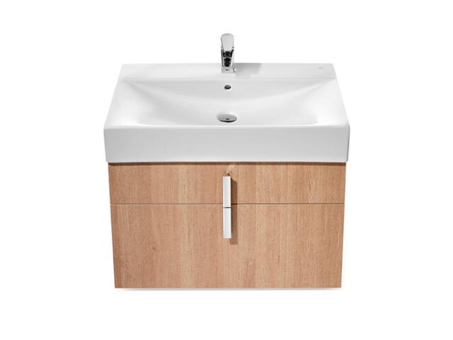 Szafka podumywalkowa Diverta z dwoma szufladami 45,3x42,5x51cm dąb A856460009 Roca