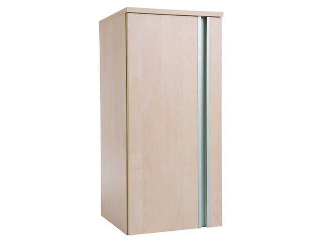 Szafka łazienkowa wisząca VIVA boczna górna z drzwiczkami klon 35x60x20 A856263604 Roca Zoom