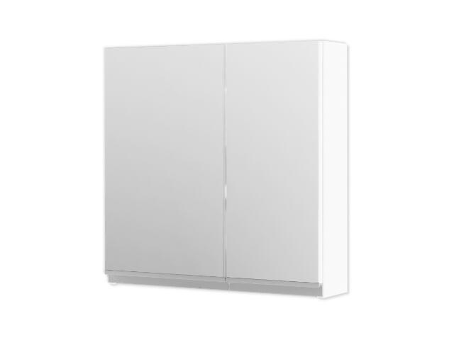 Szafka łazienkowa wisząca z lustrem PORTOFINO biała 0408-240101 Aquaform