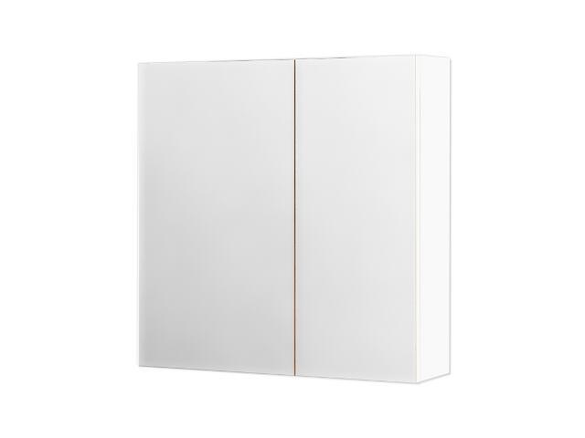 Szafka łazienkowa wisząca z lustrem SAN REMO biała 0408-400101 Aquaform