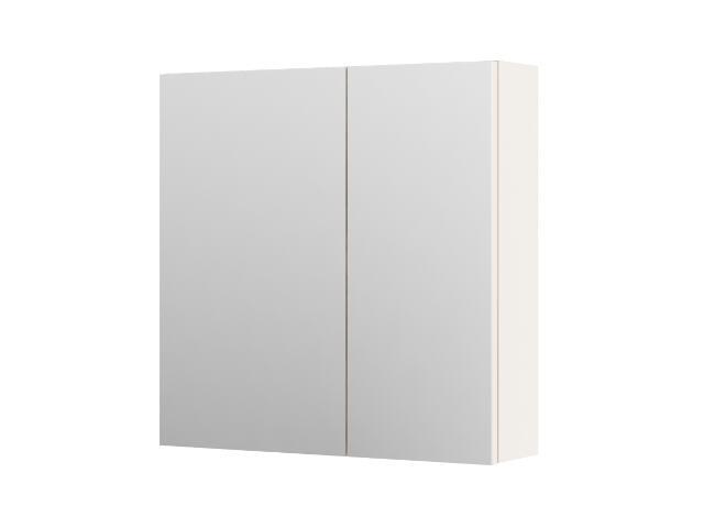 Szafka łazienkowa wisząca z lustrem AMSTERDAM 60 cappuccino 0408-202711 Aquaform