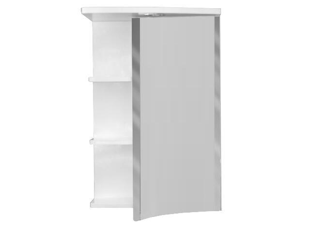Szafka łazienkowa wisząca z lustrem MADEA S505-017