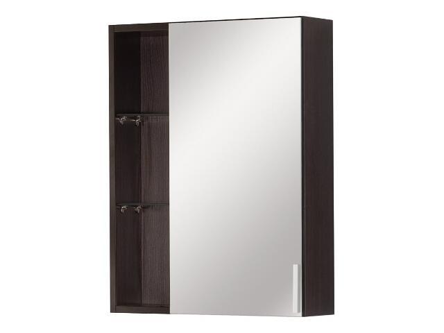 Szafka łazienkowa wisząca z lustrem VIRGO prawa S522-006