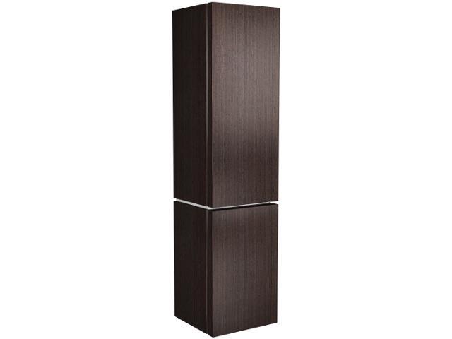 Słupek łazienkowy VARIUS 36,5x152,2x36,2cm z koszem na bieliznę wenge 88118000 Koło