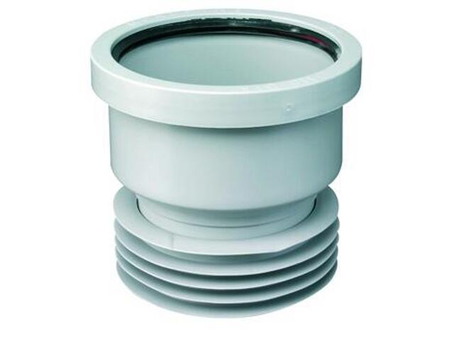 Złącze do WC 110mm/110mm (DC1-GR) McAlpine