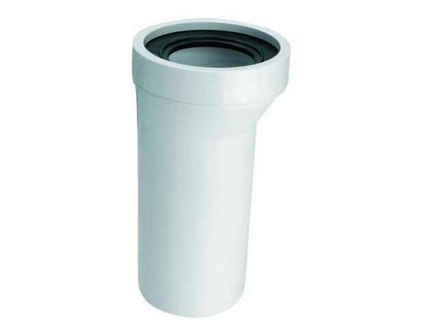 Złącze do WC długie 260mm 90-110/110mm mimośrodowe 20mm (HC36) McAlpine