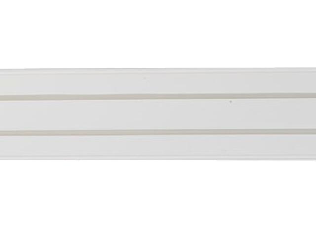 Szyna sufitowa dwubiegowa biała 120 Mardom