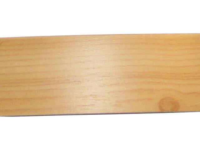 Osłona szyny sufitowej jednobarwna szer.5cm sosna Mardom