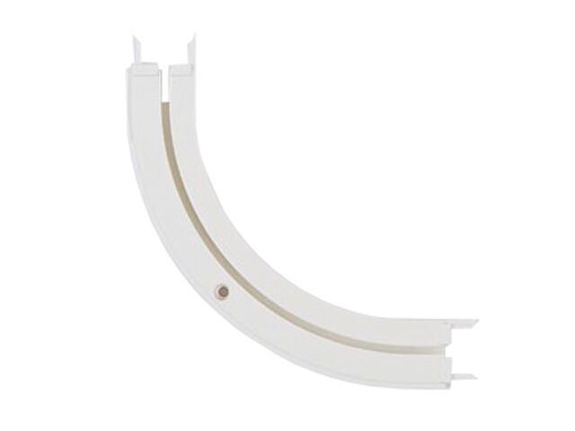 Łuk przejściowy jednobiegowy (1szt) biały Mardom