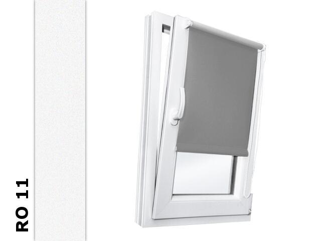 Roleta mini Romantica RO 11 biały 80x150 Rollomania