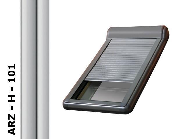 Roleta zewnętrzna ARZ-H 101 01 55x78 Fakro