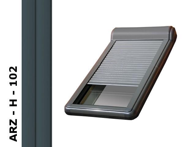 Roleta zewnętrzna ARZ-H 102 13 78x160 Fakro