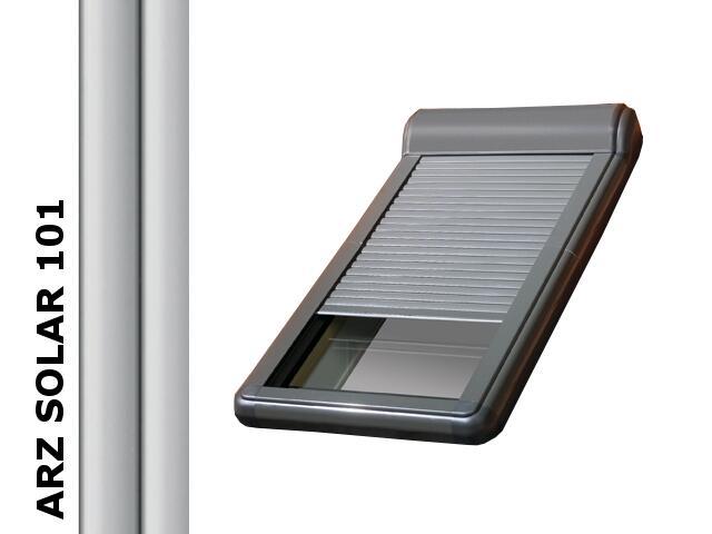 Roleta zewnętrzna ARZ SOLAR 101 13 78x160 Fakro