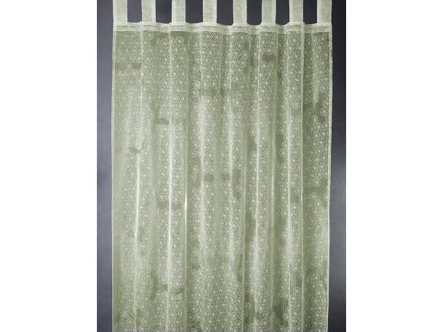 Firana Elle 140x250 kremowa Domarex