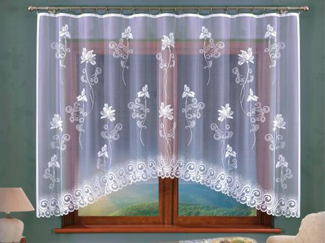 Firana Anita A905 300x170 biała Wisan