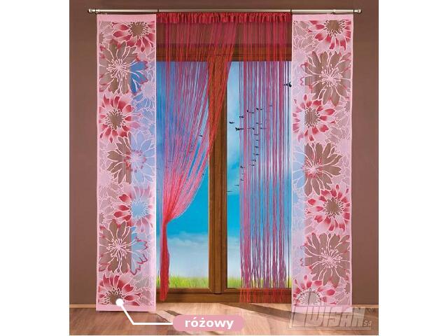 Panel Słońca A112 50x250 różowy Wisan