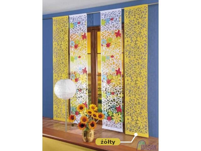 Panel Promyk A104 50x250 żółty Wisan