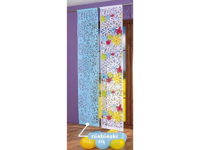 Panel Promyk A104 50x250 niebieski Wisan