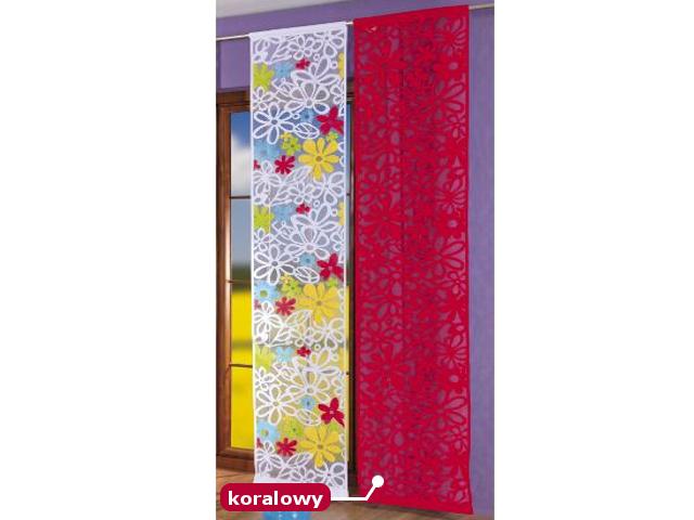 Panel Promyk A104 50x250 koralowy Wisan