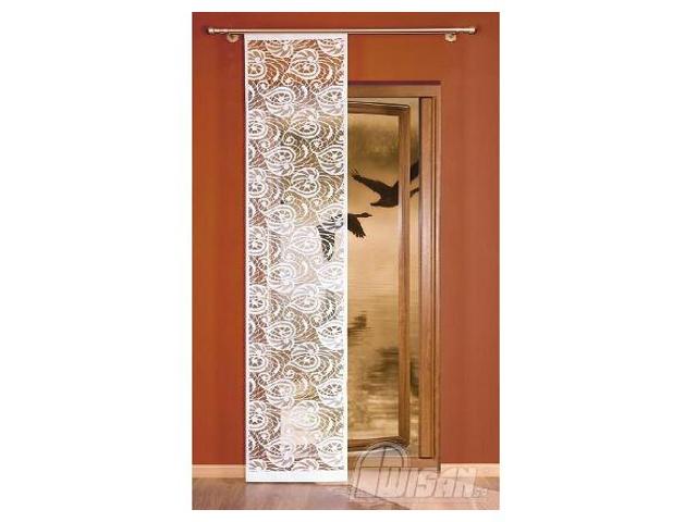 Panel Alma A136 50x250 biały Wisan