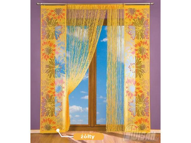 Panel Słońca A112 50x250 żółty Wisan
