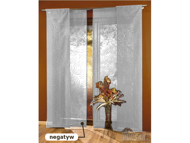 Panel Marco Negatyw A177 50x240 biały Wisan