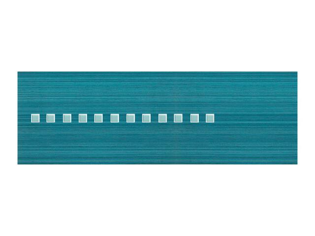 Płytka ścienna Sensual Blue inserto 32,5x97,7 Paradyż