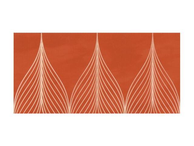 Płytka ścienna Hanabi Rosa inserto Geometryk 32,5x65,1 Paradyż