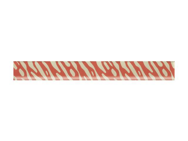 Płytka ścienna Hanabi Rosa listwa Tygrys 7,9x65,1 Paradyż