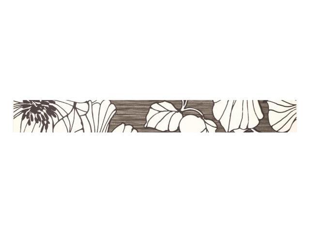Płytka ścienna Cydonia Silver listwa drukowana 7x59,5 Paradyż