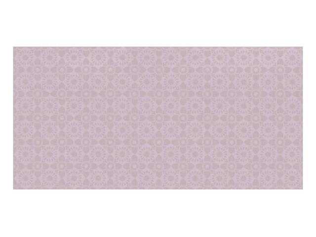 Płytka ścienna Piumetta Viola inserto A 29,5x59,5 Paradyż